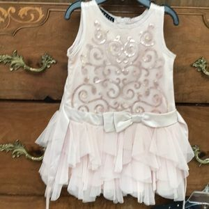 Baby biscotti infant formal dress